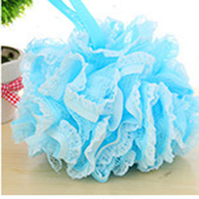 Online Shop 1Pcs Soft Natural Loofah Bath Flower Bath Ball ...