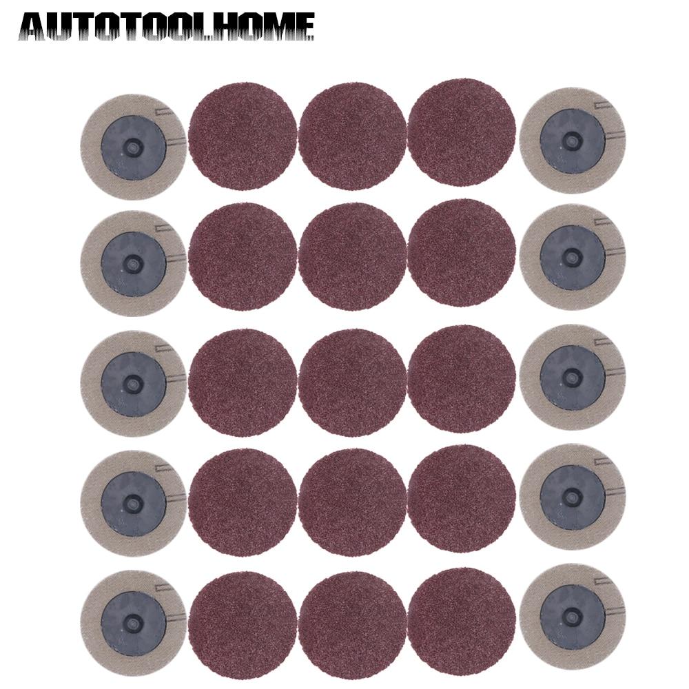 "3/""Roloc Wool Polishing Wheel R Type Quick Change Buffing Abrasive Disc Pad 10Pcs"