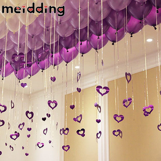 Meidding hollow heart diy hanging ballon decor home wall door decor meidding hollow heart diy hanging ballon decor home wall door decor wedding decor valentines day night junglespirit Images