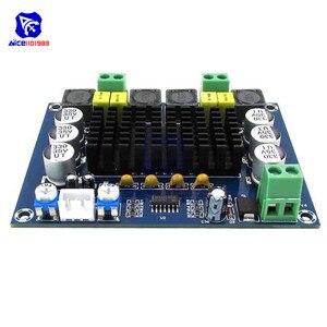Image 3 - TPA3116D2 TPA3116 double canal stéréo haute puissance numérique amplificateur de puissance Audio carte 120W + 120W Module Amplificador XH M543