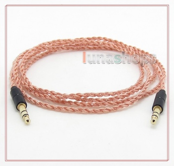 LN004756 Pure 5N PCOCC Headphone Cable For mdr-10r mdr-10rc MDR-10R MDR-10RBT MDR-NC50 MDR-NC200D фото