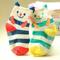 Anti Slip Cartoon Kids Socks Cute Casual Socks 0~3 Years Olds Girls and Boys Cotton Slipper  Children Socks
