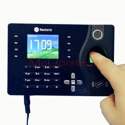 A-C081 TCP/IP البيومترية بصمة وقت الساعة مسجل الحضور الموظف مرة إلكتروني جهاز تسجيل