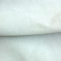 Copper with cotton woven fabric for anti aging pillowcase /bed cover