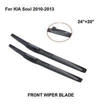 Accessaries carro Wiper Blade Usado Para KIA Soul 2010-2013 24