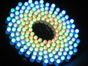 Image 2 - Conjunto de luces LED con espectro de música RGB, colores, Fantastic9X18 Aurora, Kit de bricolaje, STC, MCU, regalo de Control