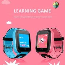 centechia Waterproof GPS Child Smart Watch Touchscreen Support SIM Card SOS Camera