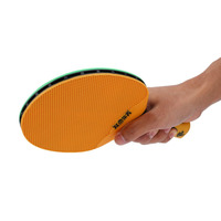 DOUBLE FISH Professional Rubber Plastic Table Tennis Racket Blade With Double Face in Ping Pong Racket Rubber Original 250*142mm