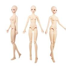Dbs sonho fada 1/3 bjd mecânica boneca blad cabeça com/sem maquiagem brinquedo sd boneca nua