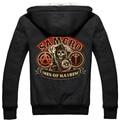 Xmas Gift New Brand Sweatshirt Men Hoodies Sons Of Anarchy Hoodie Mens Sportwear Pullover Men'S Tracksuits Moleton Soa16 EE