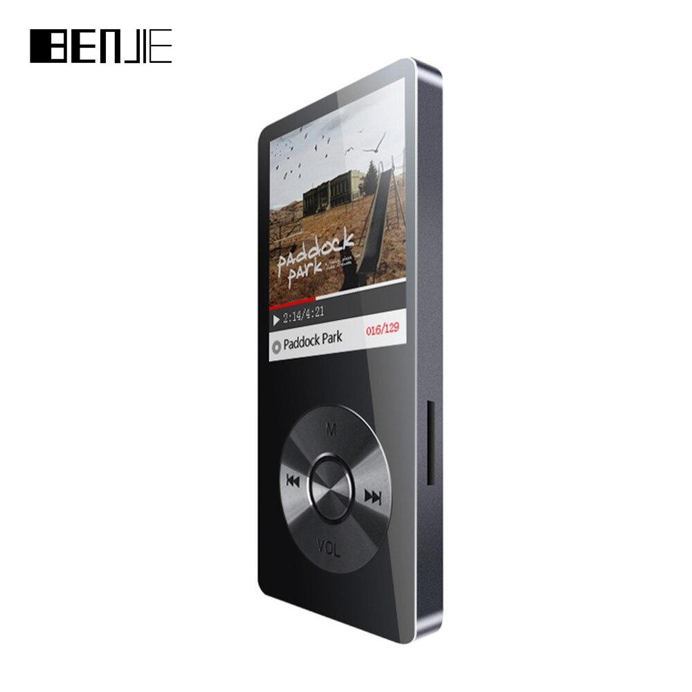 BENJIE K9 1 8 Screen FLAC Music font b Player b font font b Portable b