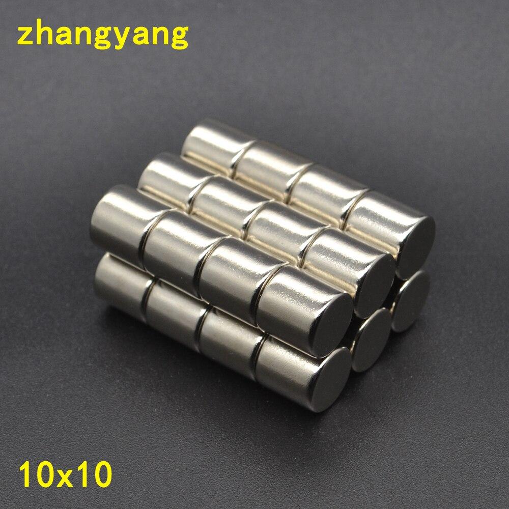 10 Neodymium Magnets