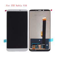 High Quality For ZTE Nubia V18 LCD Display Touch Screen Digitizer Assembly With Free Tools