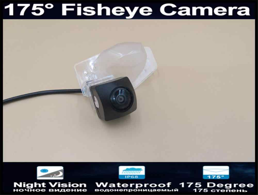 175 Graden 1080 P Fisheye Reverse camera Parking Achteruitrijcamera voor Honda CR-V 2000-2014 Fit 2006 -2014 Backup Auto Camera