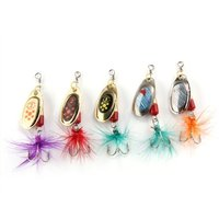 Wholesale 5X Lure Fish Swimmer Articulated Multi Jointer 11cm Fishing
