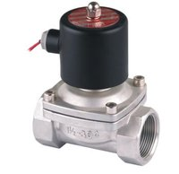 Free Shipping 2PCS/LOT New Brass 12V DC 1.5 Electric Solenoid Valve Water Air Fuels Gas Normal Closed 2S400 40 VITON