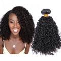 7A 3B 3C Peruvian Kinky Curly Hair 3Pcs Peruvian Virgin Hair Natural Curly Human Hair Weave Extensions Honey Queen Hair Products