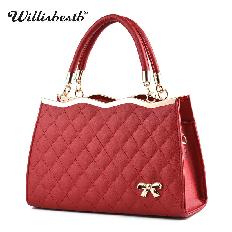 Fashion 2018 New Leather Women Handbag Summer High Quality Female Crossbody Bags Luxury Design Messenger Bags Lady Shoulder Bag barhee new stone pattern pu leather women messenger bag crossbody shoulder bags for girls luxury design alligator handbag female