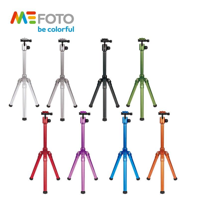 MeFoto MF05 Tripod Reflexed Monopod Selfie Stick Mini Portable Tripod - Տեսախցիկ և լուսանկար - Լուսանկար 4