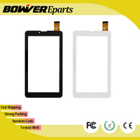 Free Shipping 7 Inch Touch Screen Digitizer Glass Panel Replacement For Explay Hit S02 3G Oysters