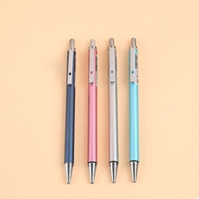 0.5/0.7mm Metal Mechanical Automatic Pencil For Writing Drawing School Supplies  active pencil
