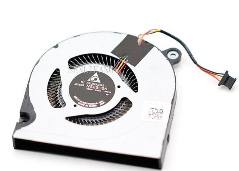 NS85C06-17K14 5V 0.50A DC28000K4D0 CPU Fan Original