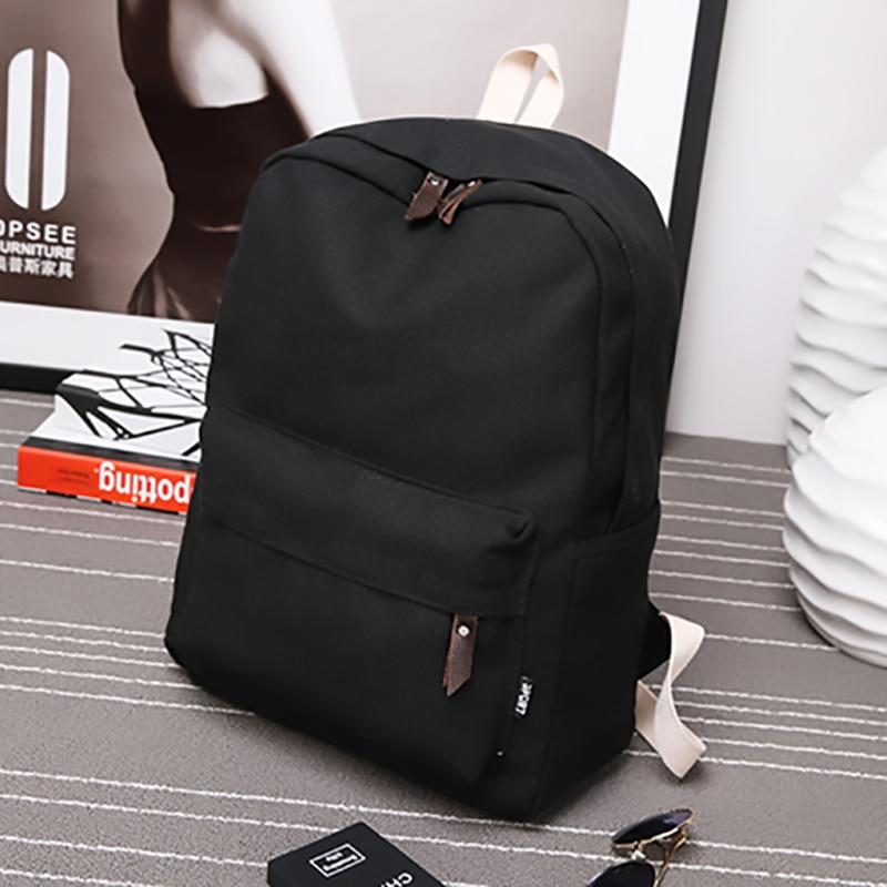 De las mujeres de la moda mochila de viajes de ocio bolsa bolso de hombro para chica adolescente bolsa de la escuela mochila 2019