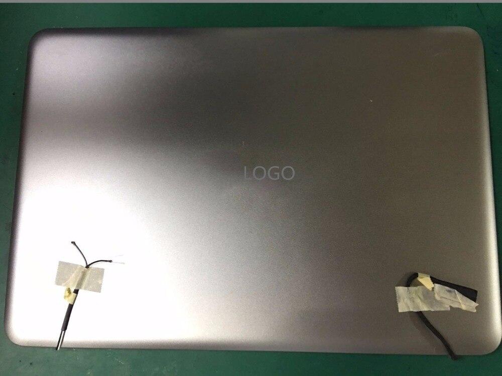 """15.6 """"pouces LCD écran complet assemblée pour Dell Inspiron 15 7547 7548 DP/N 0762FH affichage complet tactile numériseur assemblée + Shell"""