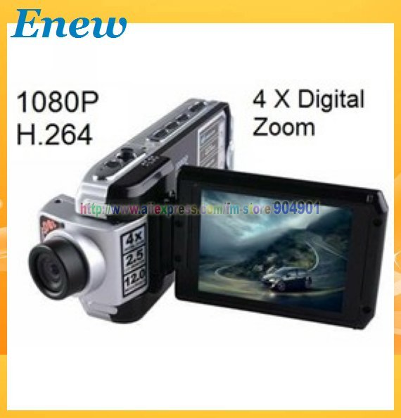 Free shipping F900 Car DVR HD 1080P 2.5'' LCD Vehicle Car DVR recorder 4x Digital Zoom HDMI Car DVR Motion Detection Camcorder