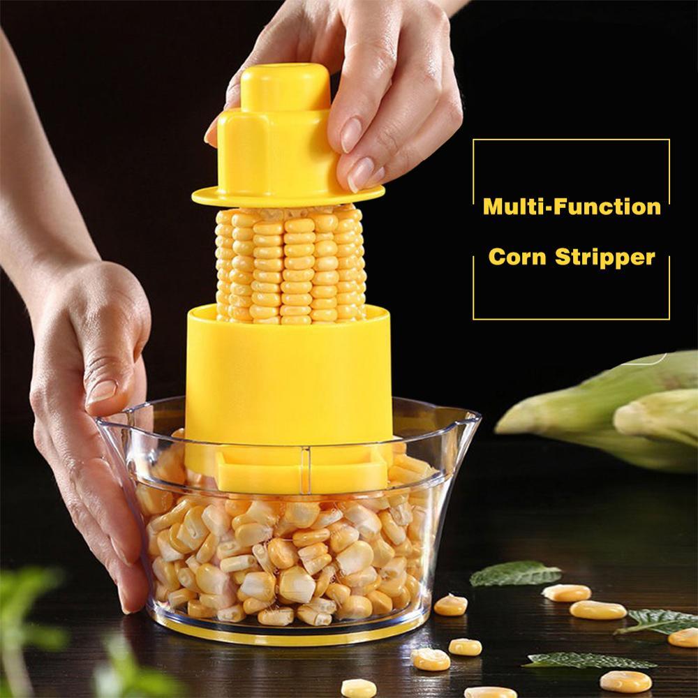 Raboteuse de maïs en acier inoxydable, séparateur rotatif Portable, légumes, fruits, outils de maïs, Gadgets de cuisine