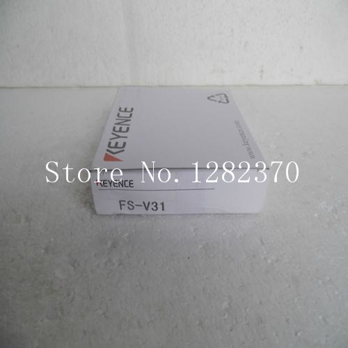 цена на [SA] New original authentic special sales KEYENCE Keyence FS-V31 sensor switch spot --2PCS/LOT