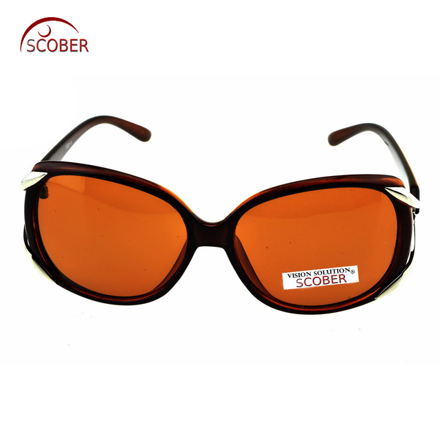 a1903b2e1db SCOBER   Butterfly Custom Made Nearsighted Minus Prescription Black Frame  Green Lens Double Beam Polarized -1 -1.5 -2 to -6