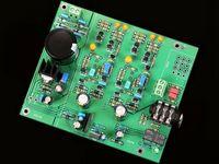 Placa amplificadora de auriculares DIYERZONE Assembeld de un solo extremo clase A Base de una línea NAIM L14-19