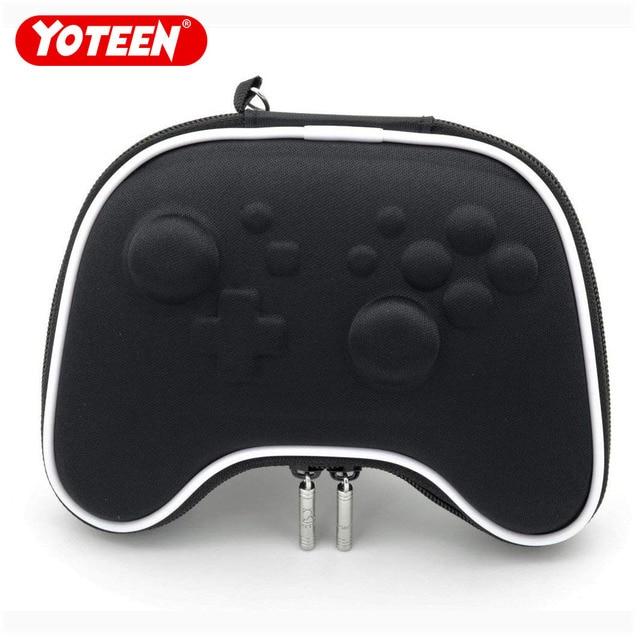Yoteen Schakelaar Pro Controller Draagtas Eva Harde Beschermende Tas Voor Nintendo Schakelaar Pro Controllers