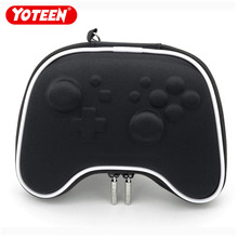 Yoteen Switch PRO Controller Carry Case EVA Hard Protective Case Bag for Nintendo Switch PRO Controllers