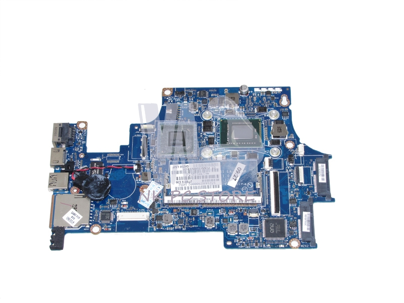 QAZ61 LA-8044P 672352-001 Main board For Hp Folio 13-1000 13.3'' Notebook PC Motherboard i5-2467M CPU DDR3 645386 001 laptop motherboard for hp dv7 6000 notebook pc system board main board ddr3 socket fs1 with gpu
