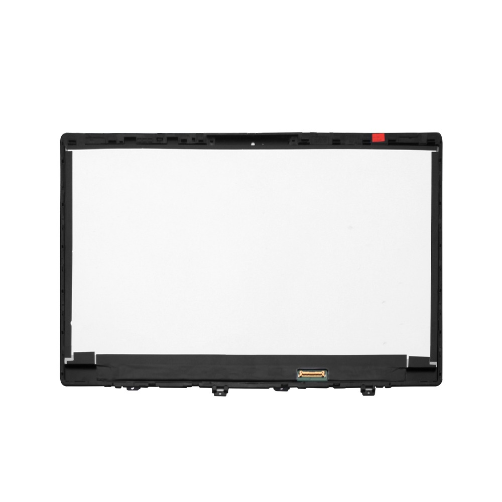 For Xiaomi LTN133HL09 LQ133M1JW15 N133HCE-GP1 13.3'' front glass led lcd display screen matrix assembly with bezel