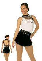 Promotion Hot Sales Girl Ice Skating Dress New Brand vogue Figure Ice Dress Competition in stock customize