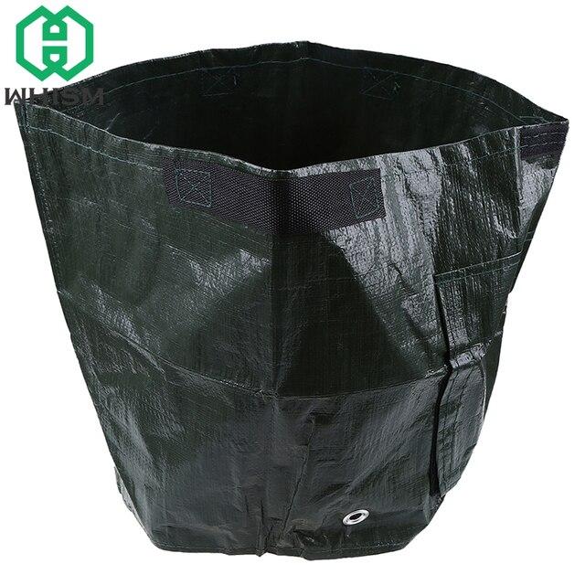 WHISM Potato Planting Bags Outdoor Cultivation Container Vertical Garden Pot Vegetable Planter PE Grow Bag Home Garden Supplies 2