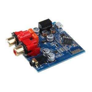 Image 5 - Mini CSR64215 ستيريو تيار مستمر 5 فولت HIFI الصوت بلوتوث 4.2 استقبال دعم APTX مجلس في صندوق ل مكبر صوت للسيارة مكبر للصوت F5 005