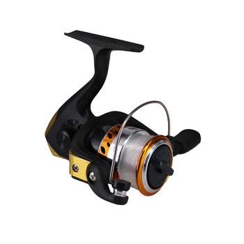 Fishing Reel + Rod Set With Tackle 1