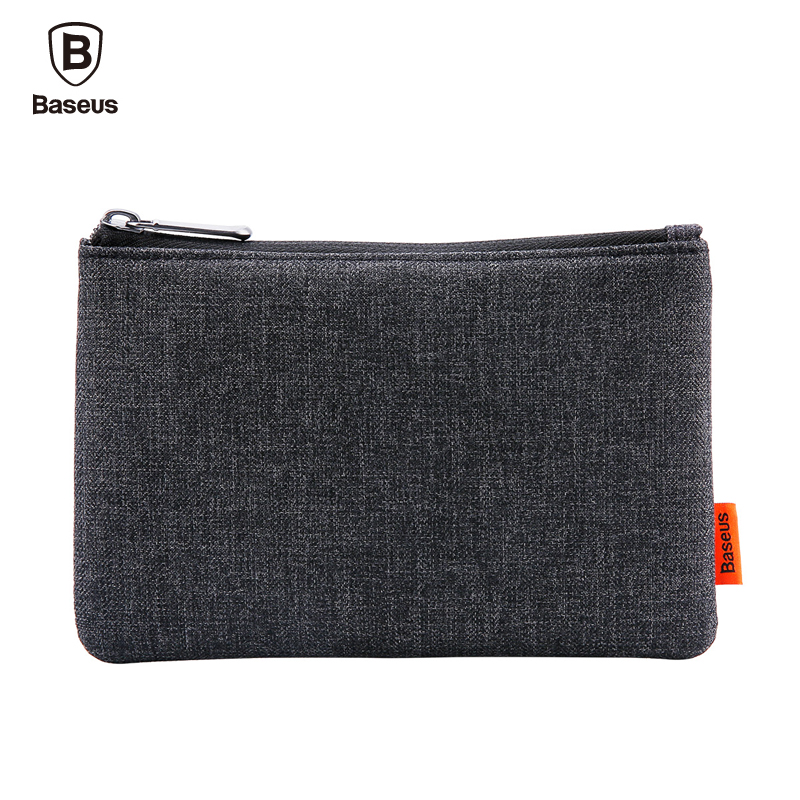 Baseus Phone Pouch For iPhone Samsung Xiaomi Cloth Fabric Storage Package Handbag Mobile Phone Bag Case Accessories 5.5 Inch