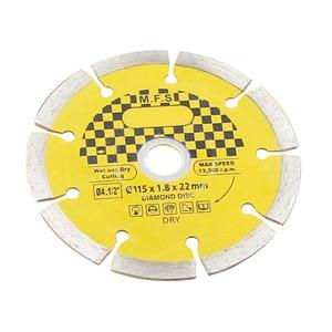 Image 3 - Ceramic Tile Cutting Disc Circular Saw Blade 115mm Diamond Grinding wheels Cutting Blade Wheel Saw marble Brick Concrete stone