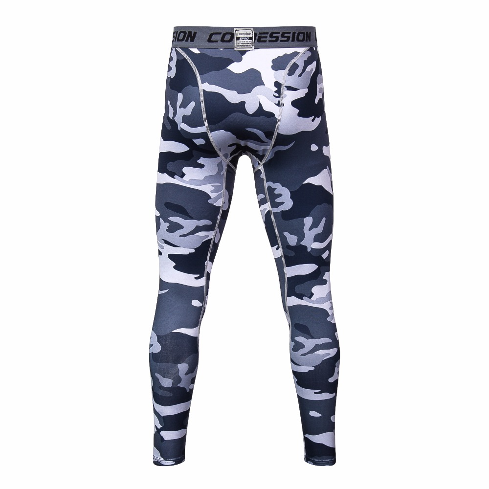 3D printing Camouflage Pants Men Fitness Mens Joggers Compression Pants Male Trousers Bodybuilding Tights Leggings For men 6