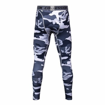 3D printing Camouflage Pants Men Fitness Mens Joggers Compression Pants Male Trousers Bodybuilding Tights Leggings For men 11