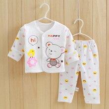 2017 new autumn Children baby boys girls clothing sets tracksuit 2PCS cotton sport suit cartoon t-shirt+pants kids clothes sets стоимость