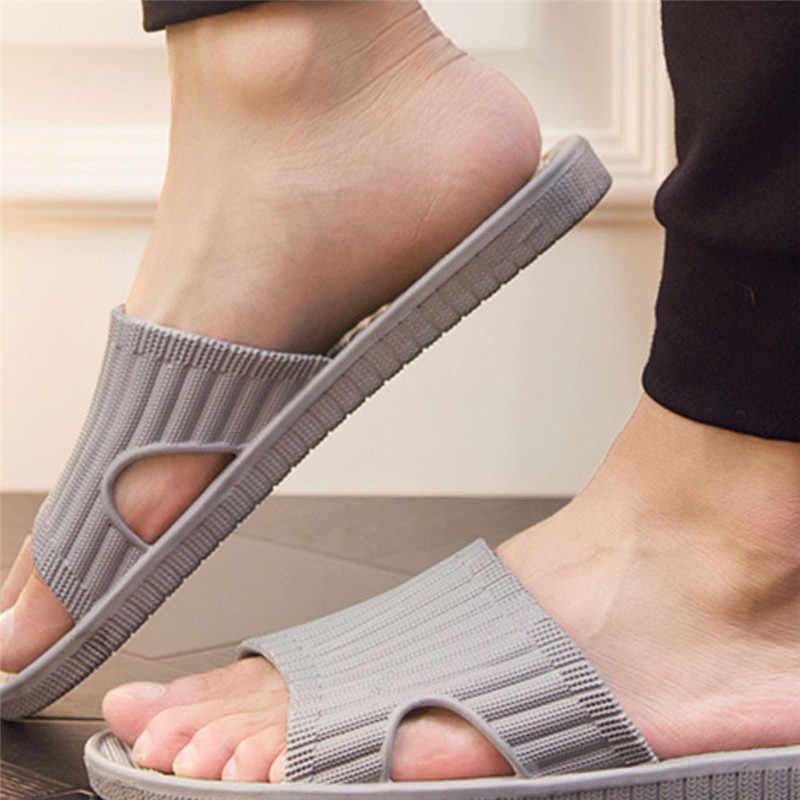 Sagace homens verão englon antiderrapante flip flops sapatos sandálias sandálias chinelo masculino chinelos mulher # p #418