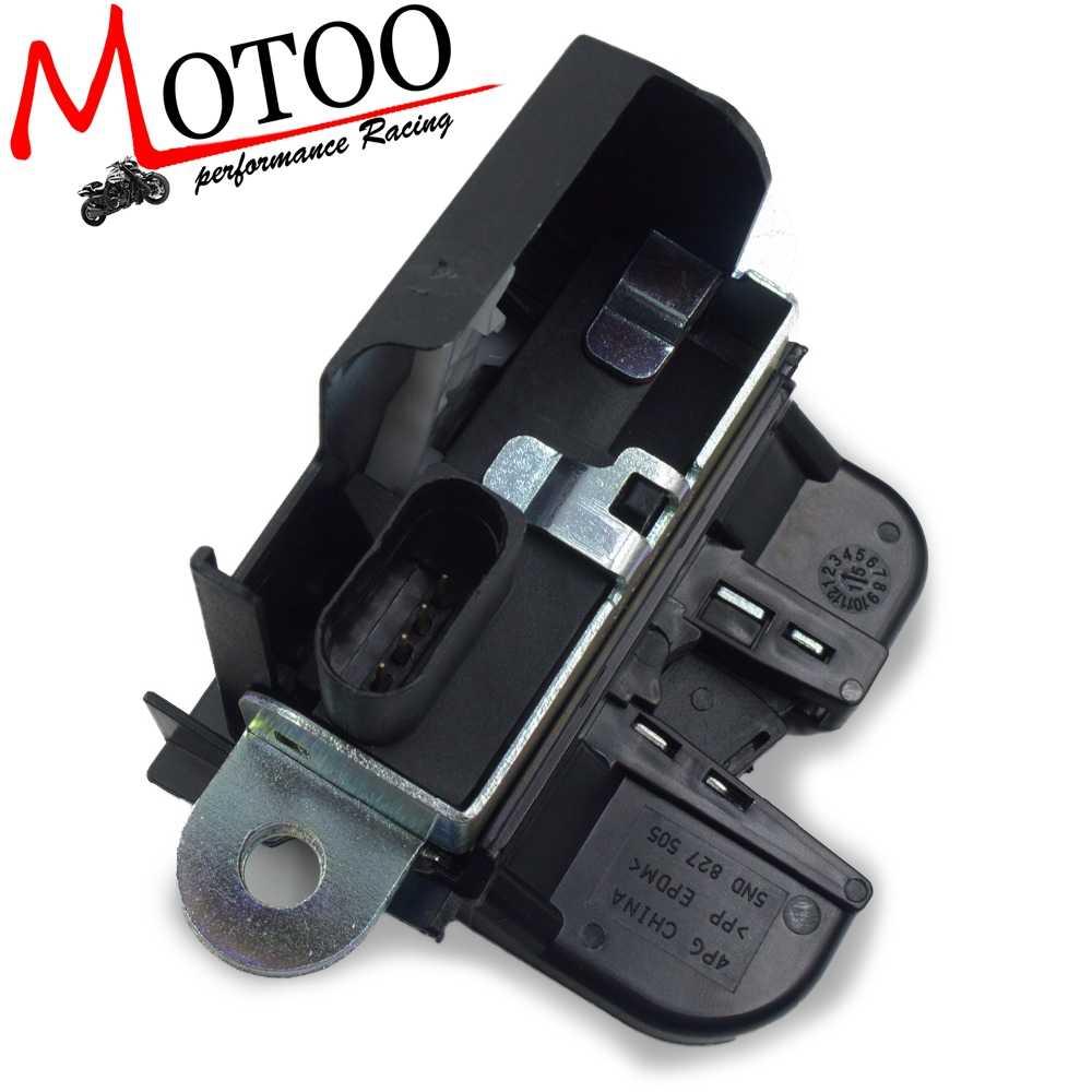1T0827505H 5K0827505A 6RD827505 задний блок блокировки багажника защелка управления крышкой для Volkswagen Golf Passat Polo