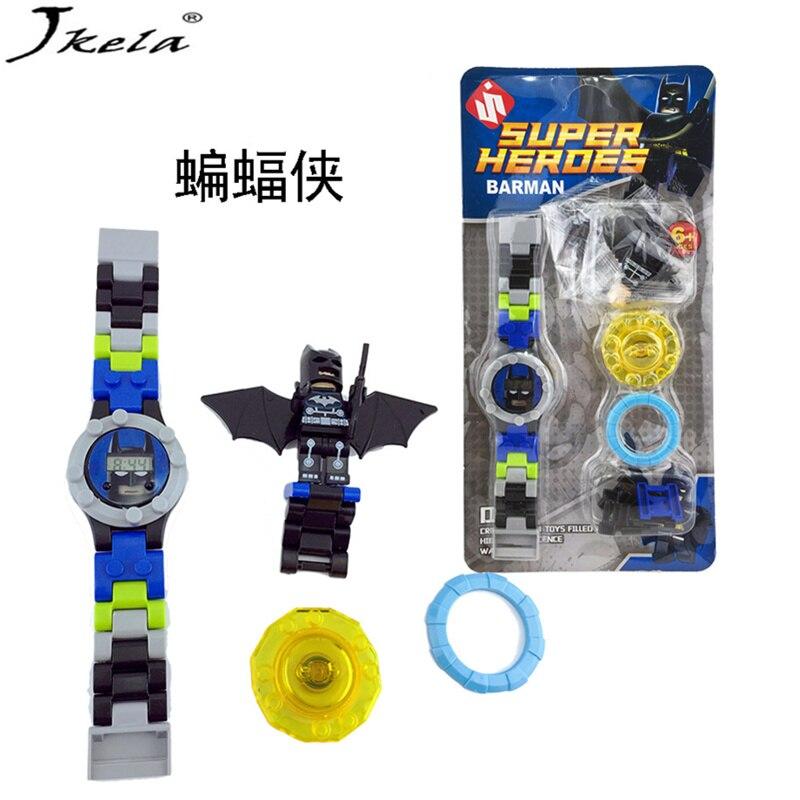 Compatible, Gift, Original, Hero, Toys, Watch