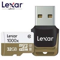 Lexar 150MB S 1000x Micro SD 32GB Class 10 64GB Micro SDXC 128GB Tf Memory Card